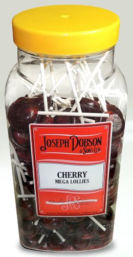 R10 DOBSONS CHERRY LOLLY 1X90